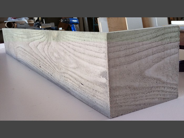 9 of 18    ¦    Concrete Wall Sample