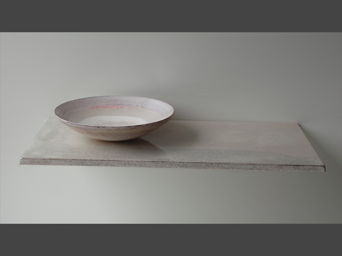25 of 38    |    Architectural Concrete Counter with Vessel Sink