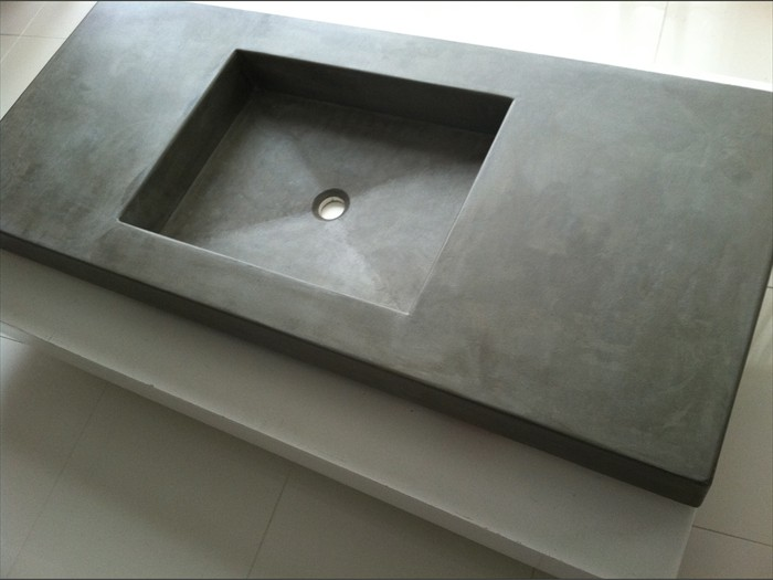 26 of 38    |    Contemporary Concrete Sink