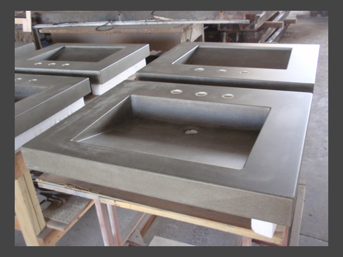 34 of 38    |    Commercial Concrete Sinks